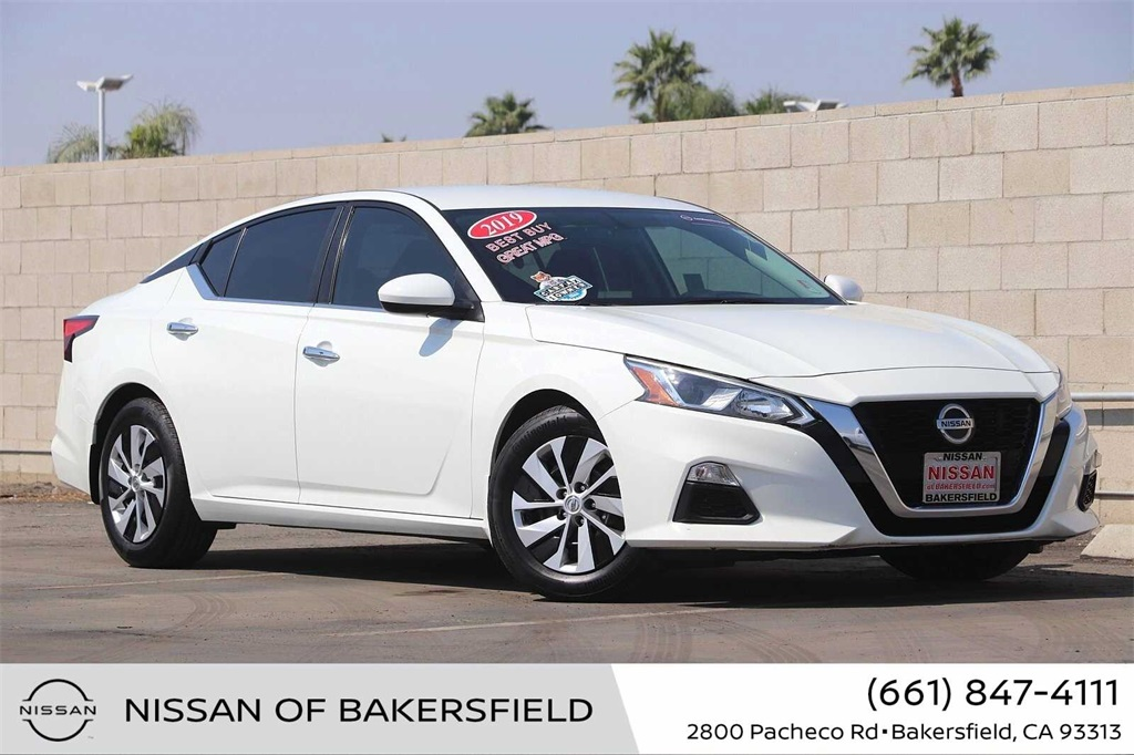 Used 2019 Nissan Altima 2.5 S in Bakersfield, CA