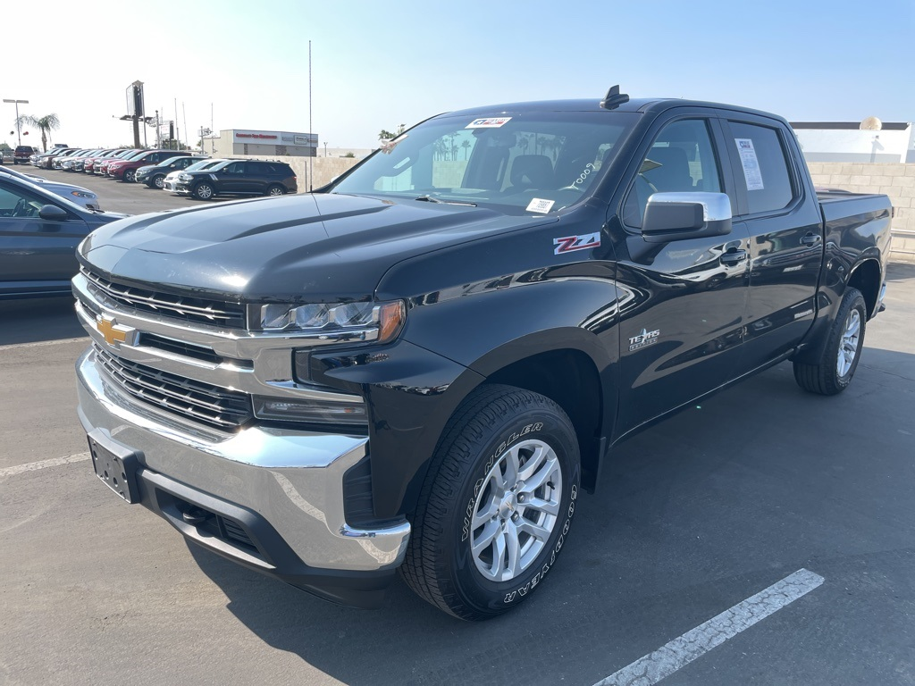 Used 2019 Chevrolet Silverado 1500 LT in Bakersfield, CA