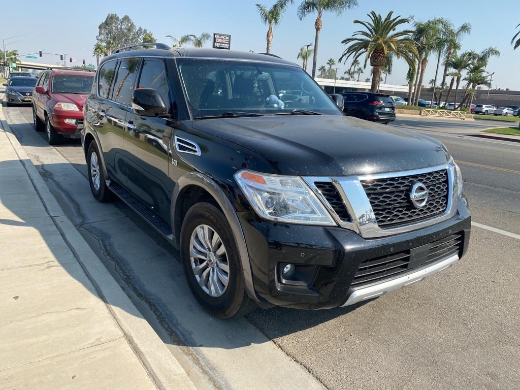 Used 2017 Nissan Armada SV in Bakersfield, CA