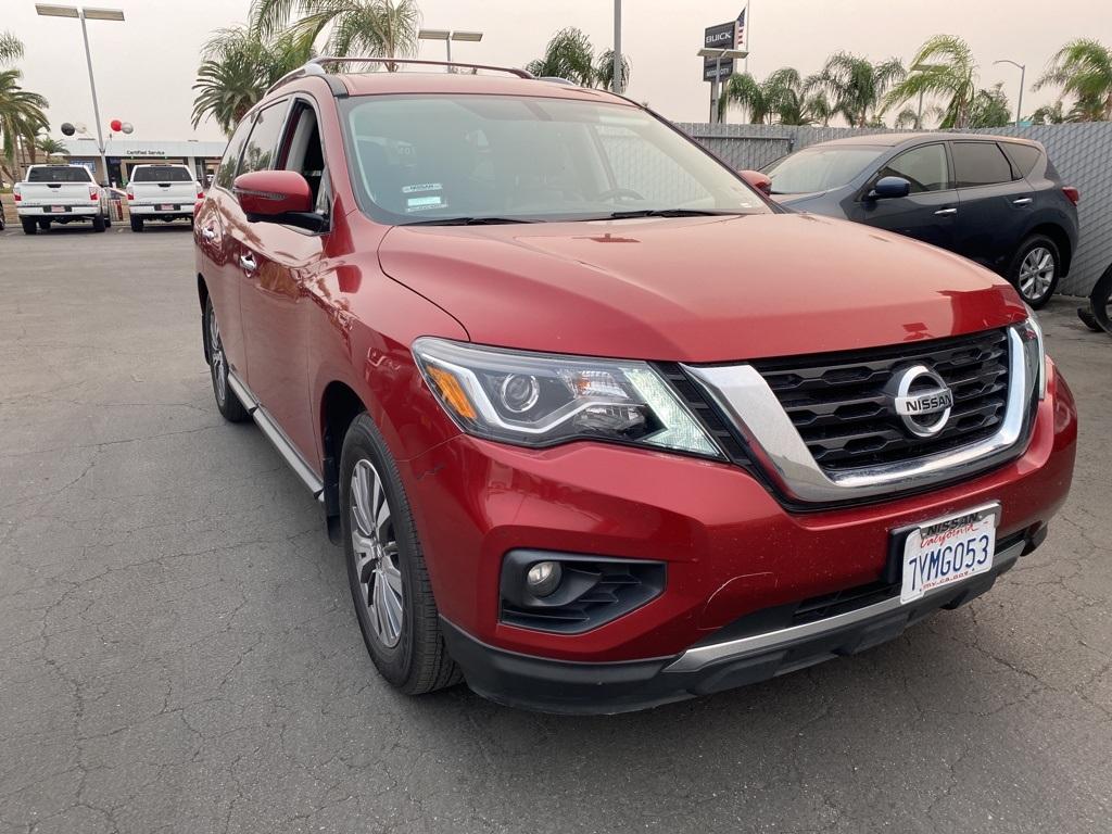 Used 2017 Nissan Pathfinder SL in Bakersfield, CA