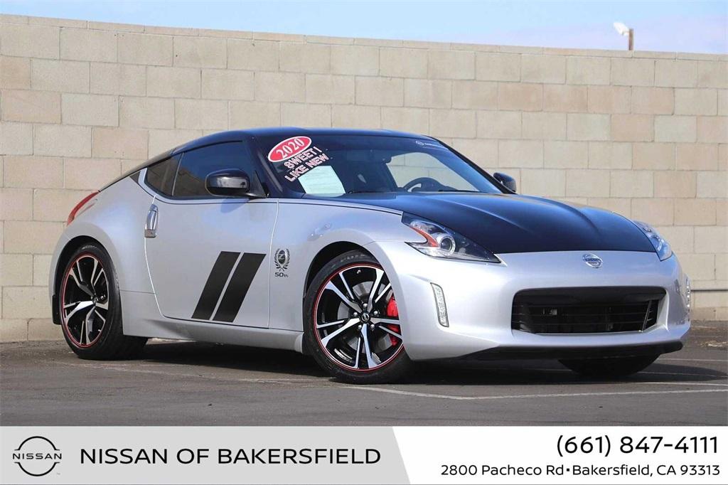 Used 2020 Nissan 370Z Sport in Bakersfield, CA