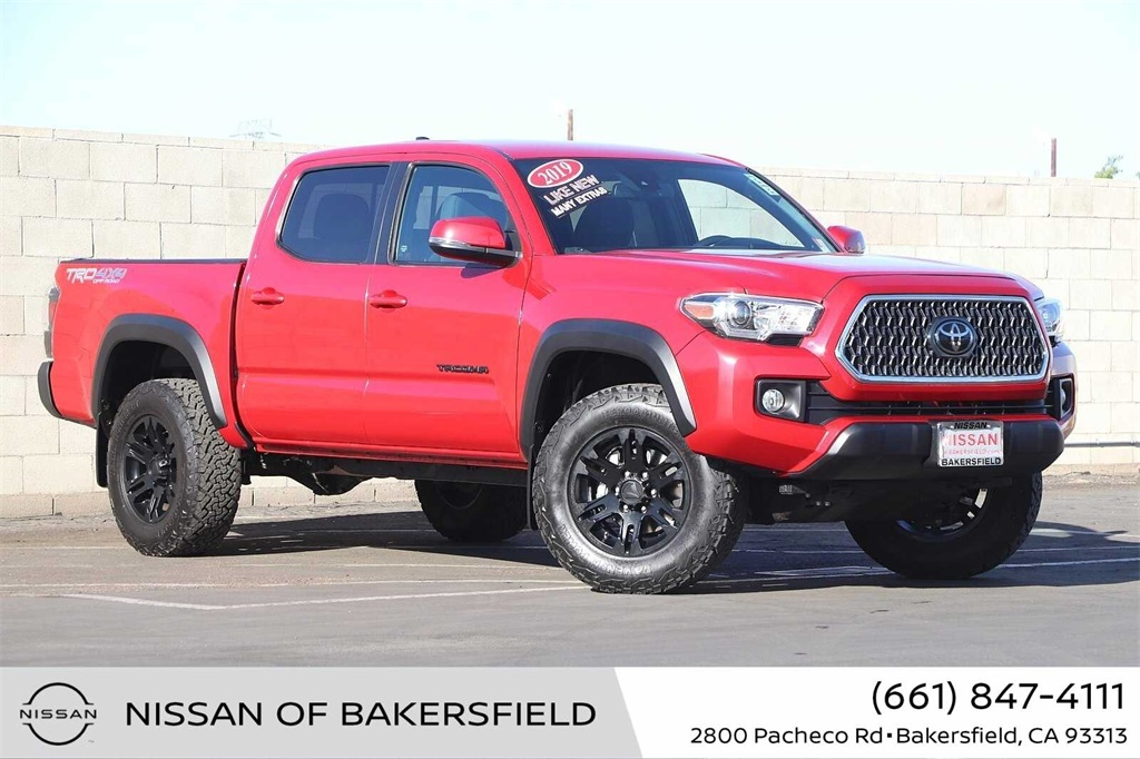 Used 2019 Toyota Tacoma TRD Offroad in Bakersfield, CA