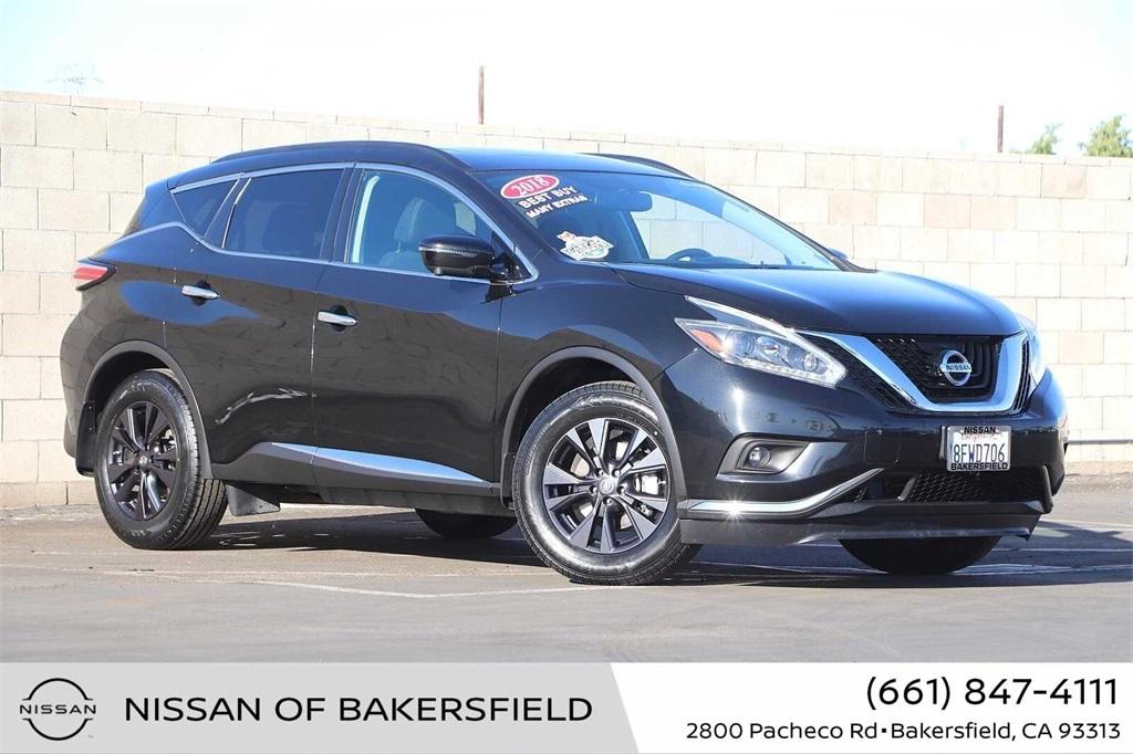 Used 2018 Nissan Murano SV in Bakersfield, CA