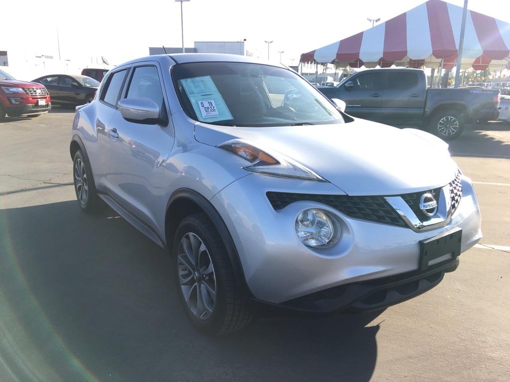Used 2017 Nissan Juke SV in Bakersfield, CA
