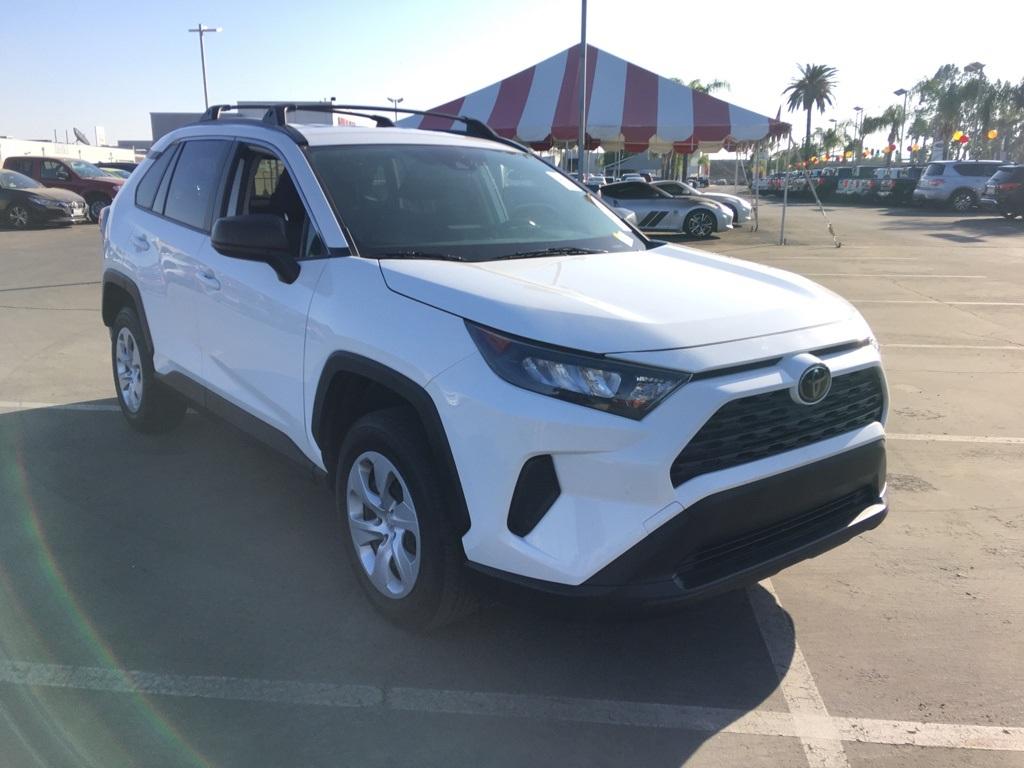 Used 2019 Toyota RAV4 LE in Bakersfield, CA