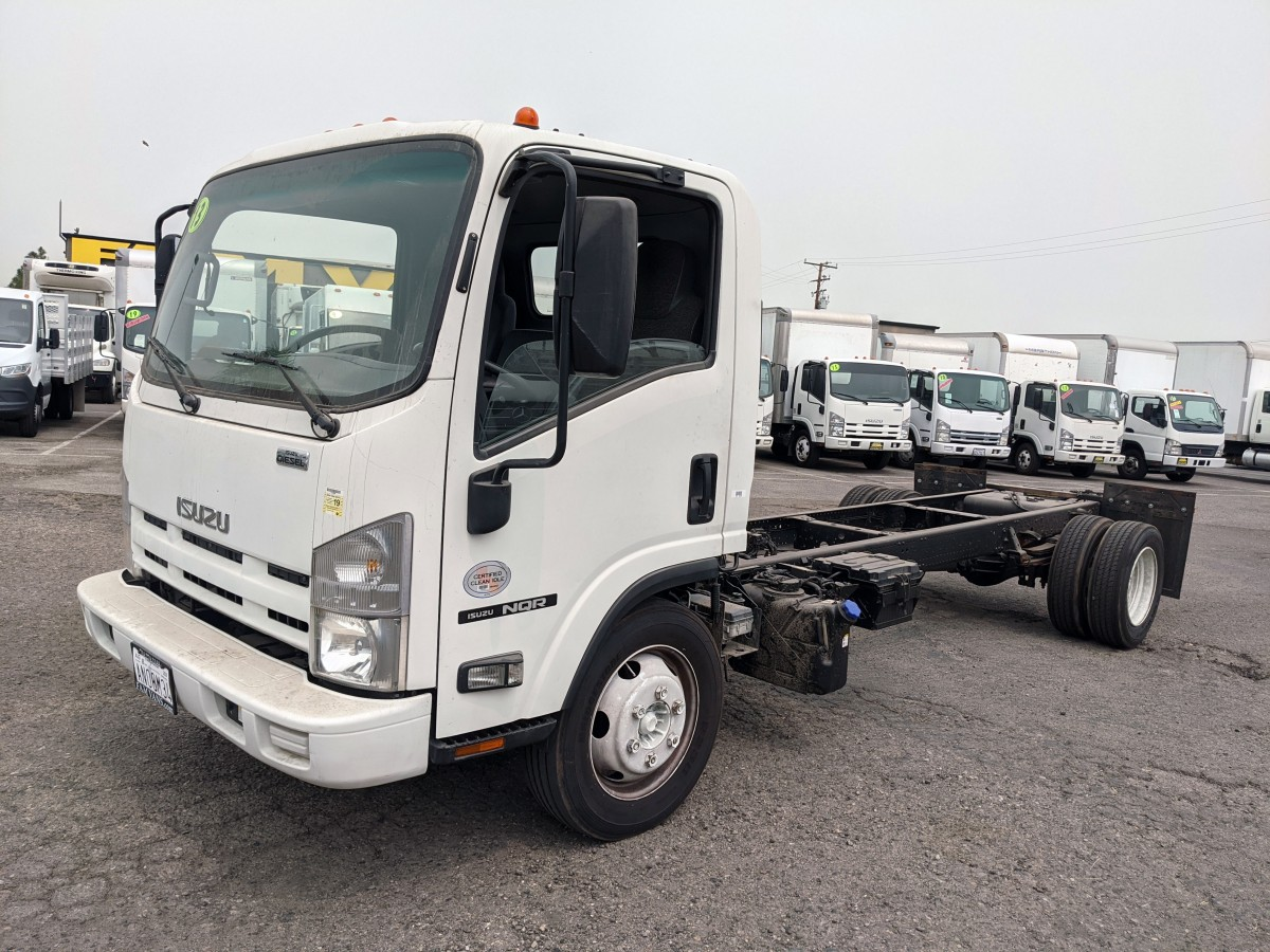 Used 2013 Isuzu NQR Cab Chassis DIESEL in Fountain Valley, CA