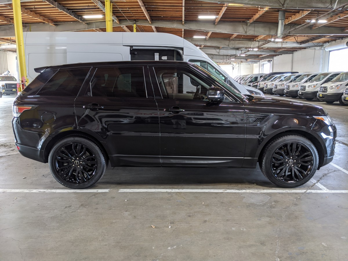 Used 2014 Land Rover Range Rover Sport Supercharged SE in Fountain Valley, CA