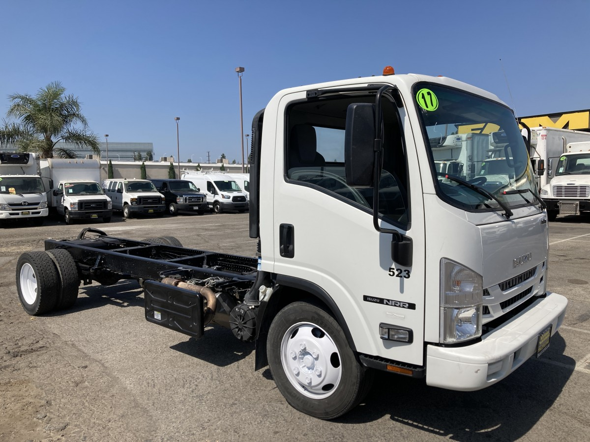 Used 2017 Isuzu NRR Cab Chassis DIESEL in Fountain Valley, CA