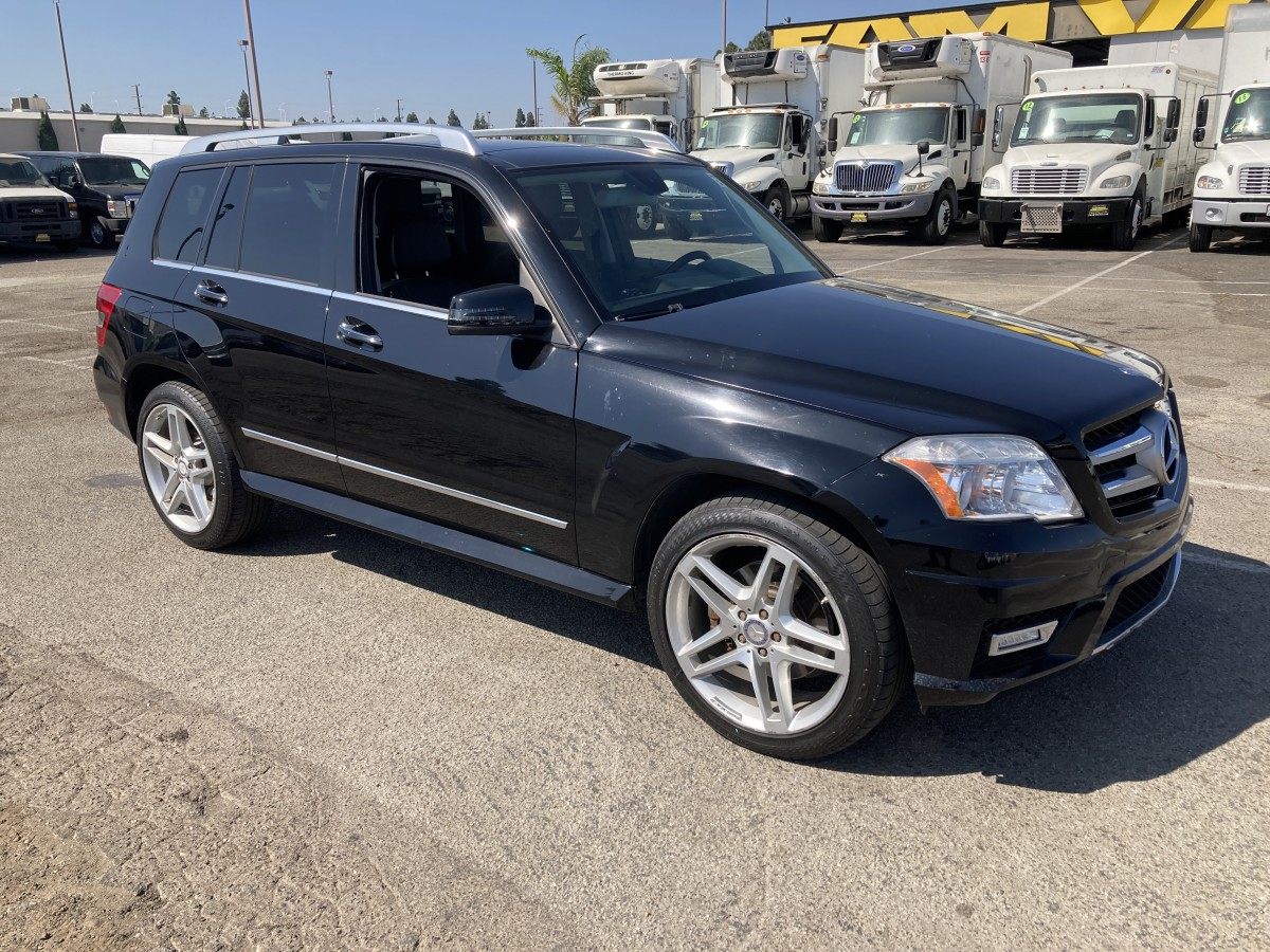 Used 2010 Mercedes-Benz GLK 350 SUV in Fountain Valley, CA
