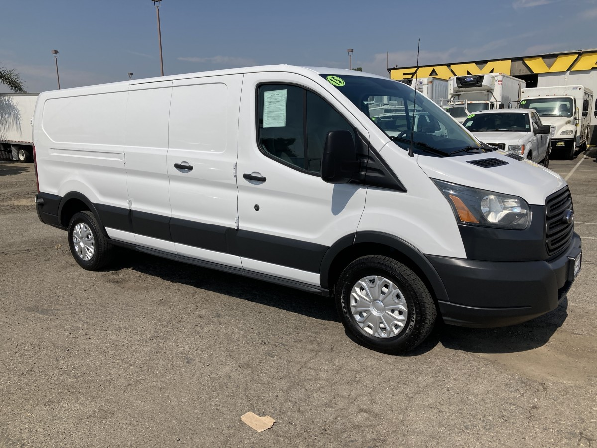 Used 2015 Ford Transit-250 Secure Insulated Refrigeration Long Cannabis Transport Low Roof Cargo Van in Fountain Valley, CA