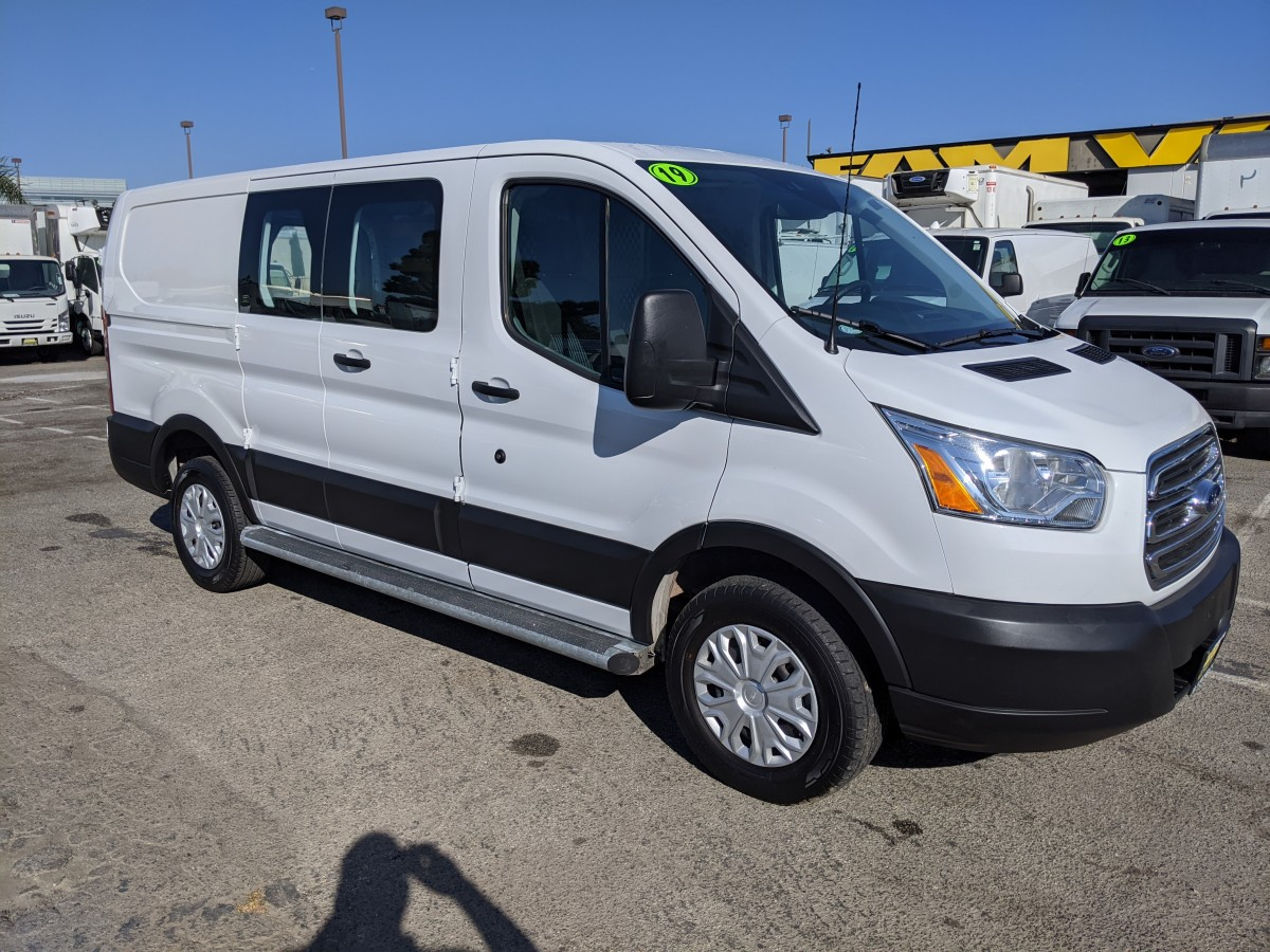 Used 2019 Ford Transit-250 Low Roof Cargo Van in Fountain Valley, CA