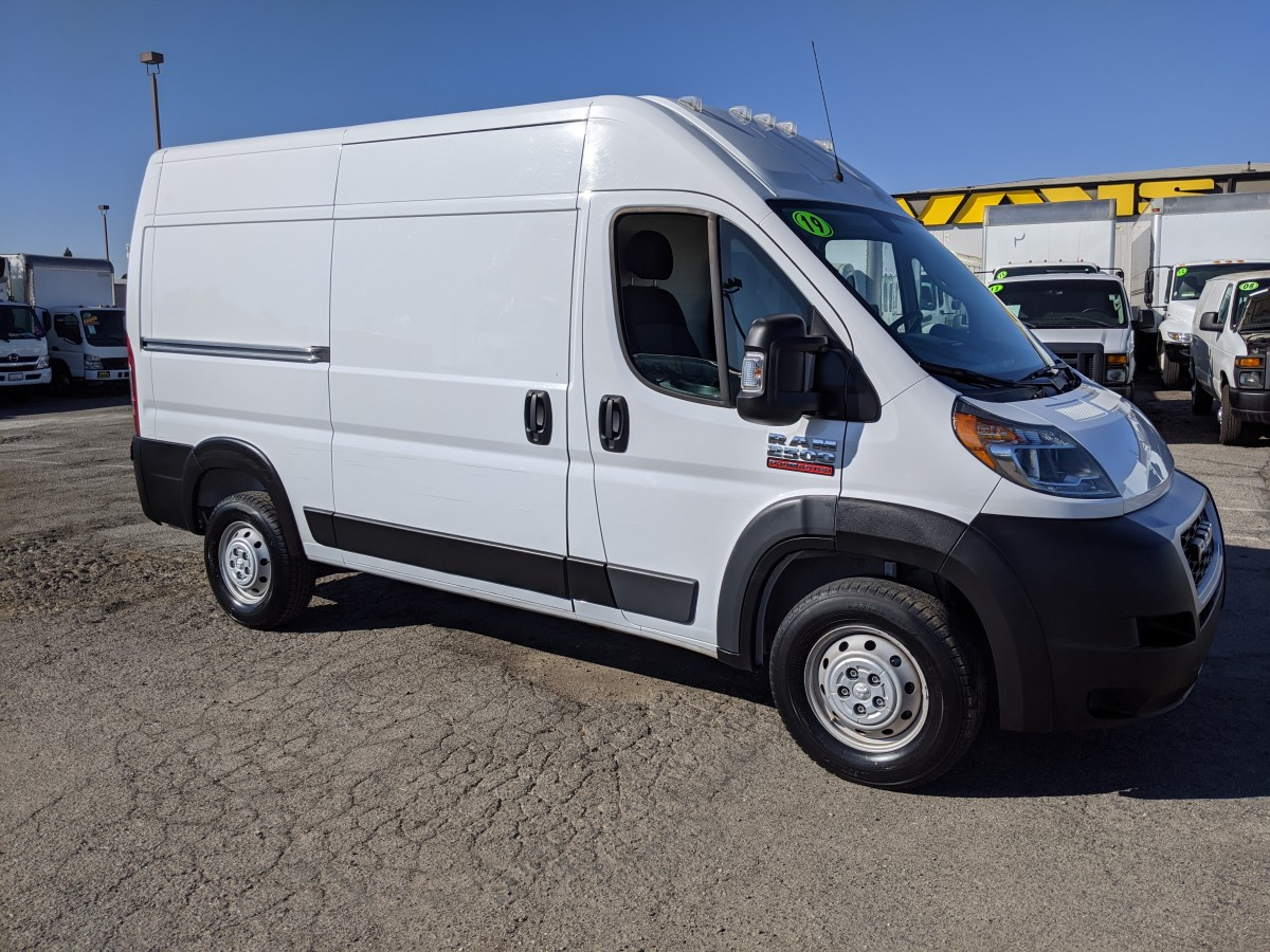 Used 2019 Ram ProMaster 2500 High Roof Cargo Van in Fountain Valley, CA