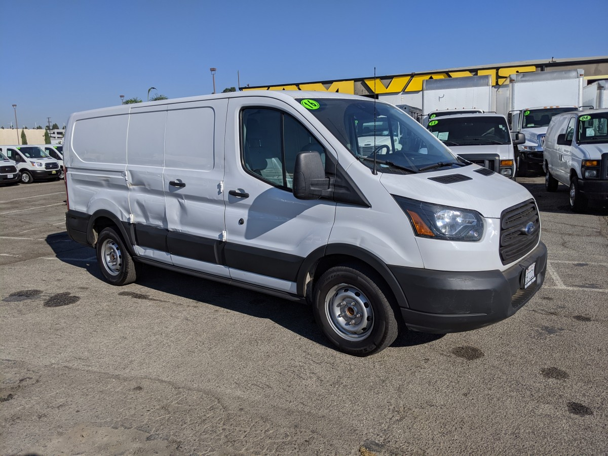 Used 2016 Ford Transit-150 Low Roof Cargo Van DING AND DENT in Fountain Valley, CA