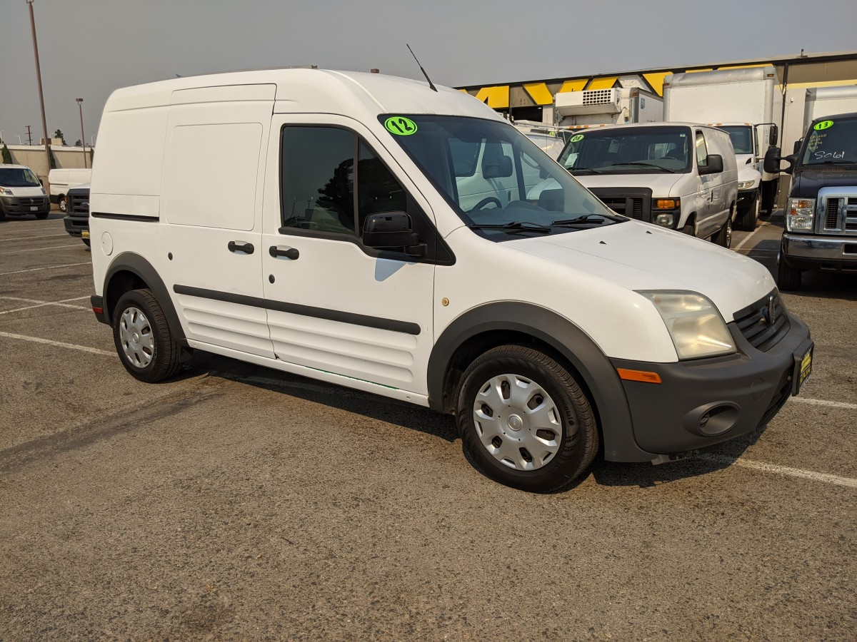 Used 2012 Ford Transit Connect Cargo Mini Van in Fountain Valley, CA