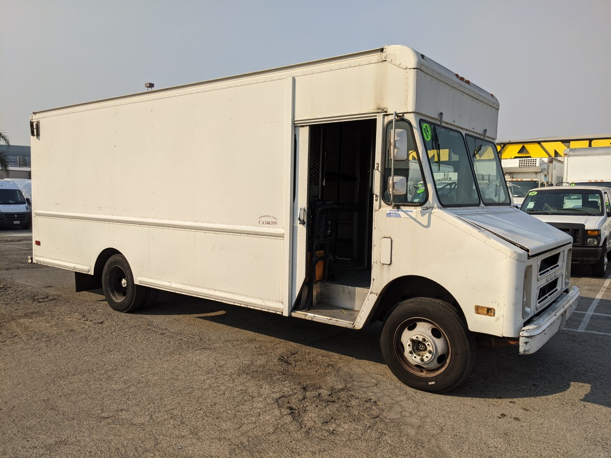 Used 1989 GMC P3500 Step Van in Fountain Valley, CA