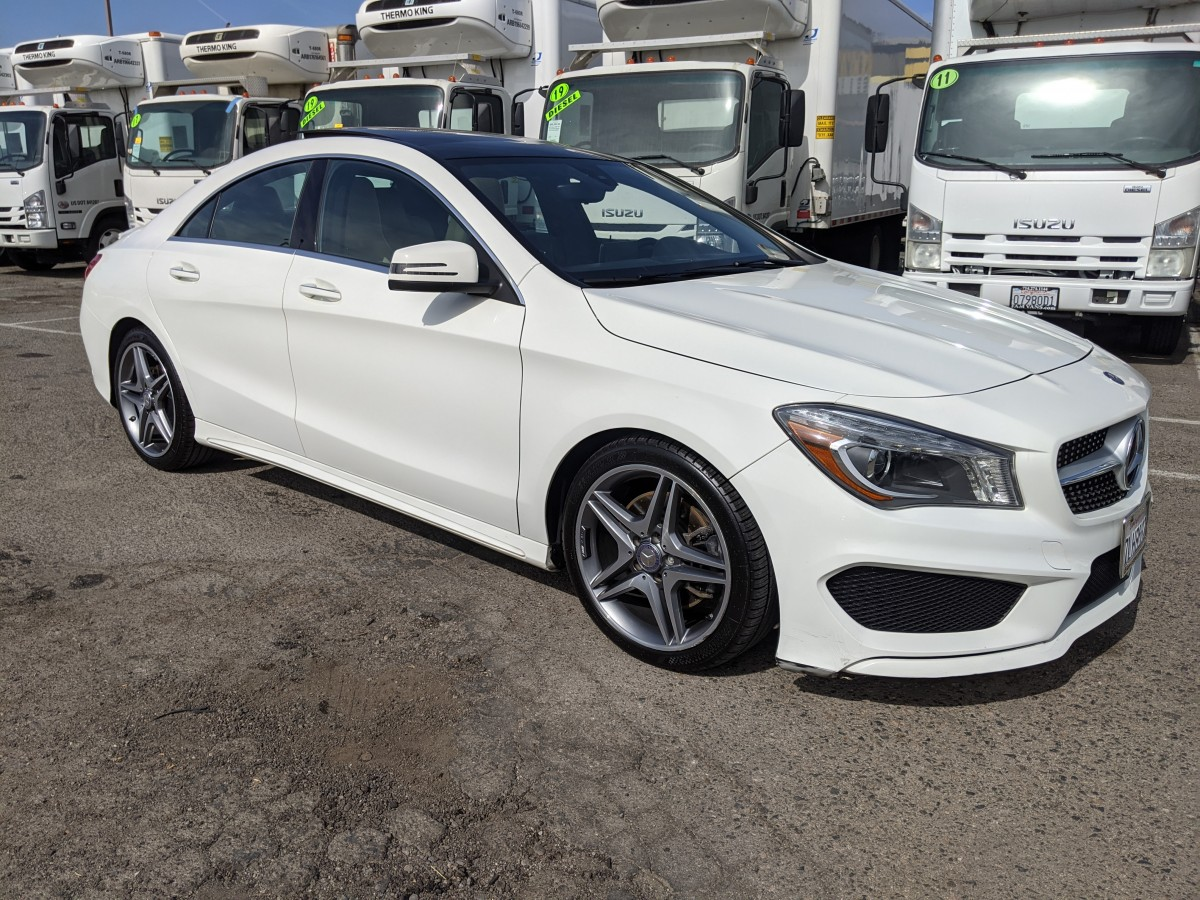 Used 2015 Mercedes-Benz CLA 250 4DR Sedan in Fountain Valley, CA