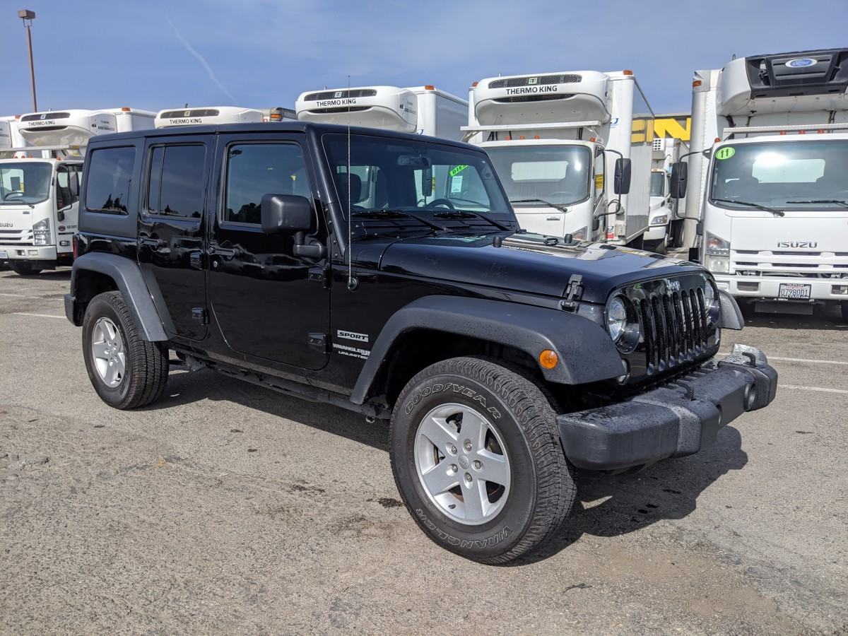 Used 2018 Jeep Wrangler  Sport in Fountain Valley, CA