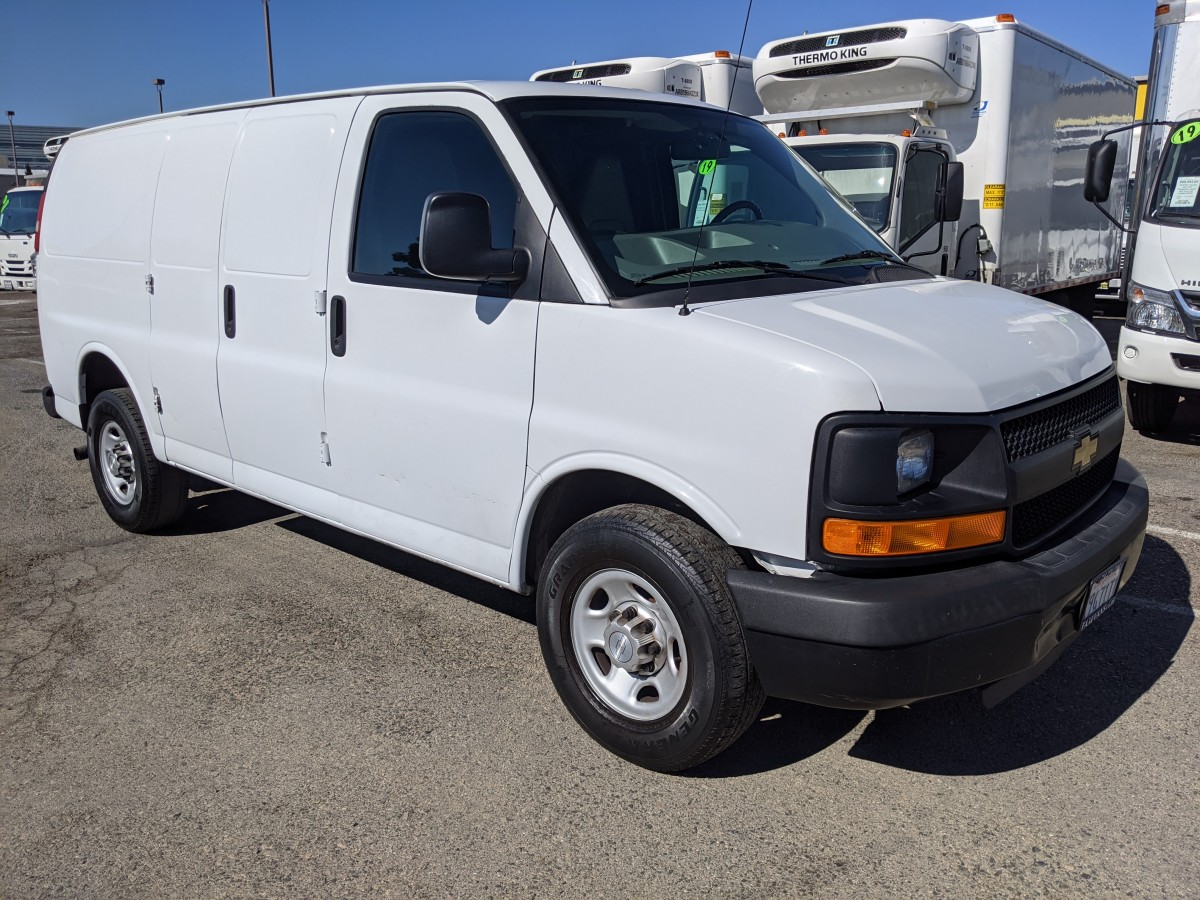 Used 2015 Chevrolet Express 2500 Cargo Van in Fountain Valley, CA