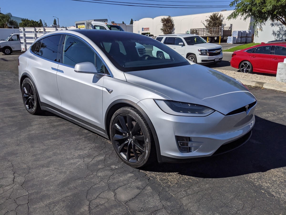 Used 2018 Tesla Model X  SUV in Fountain Valley, CA