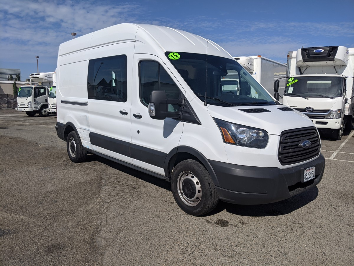 Used 2015 Ford Transit-250 Long High Roof Wheelchair Access Handicap Van in Fountain Valley, CA