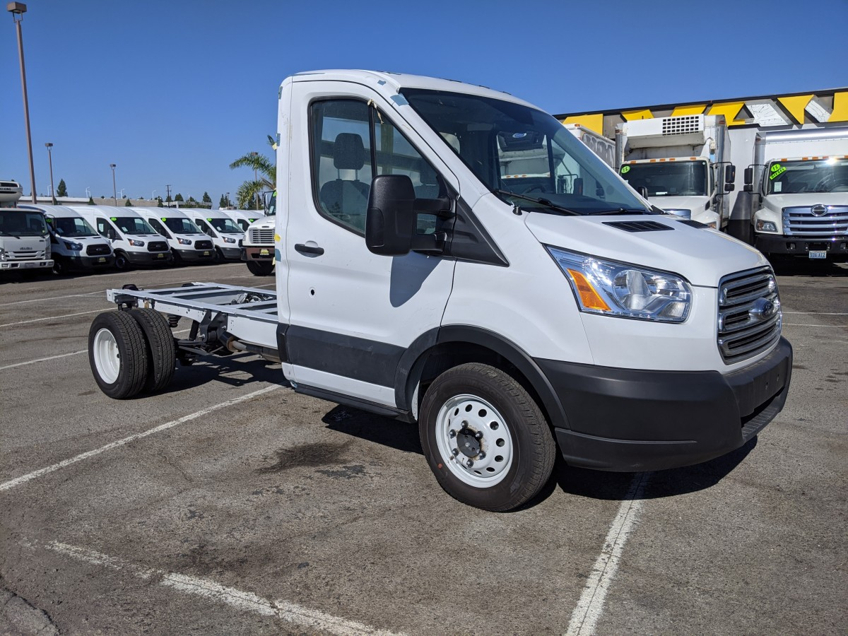Used 2019 Ford Transit-350 HD  Cab Chassis in Fountain Valley, CA