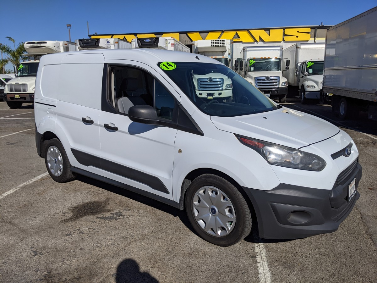 Used 2014 Ford Transit Connect Cargo Mini Van in Fountain Valley, CA