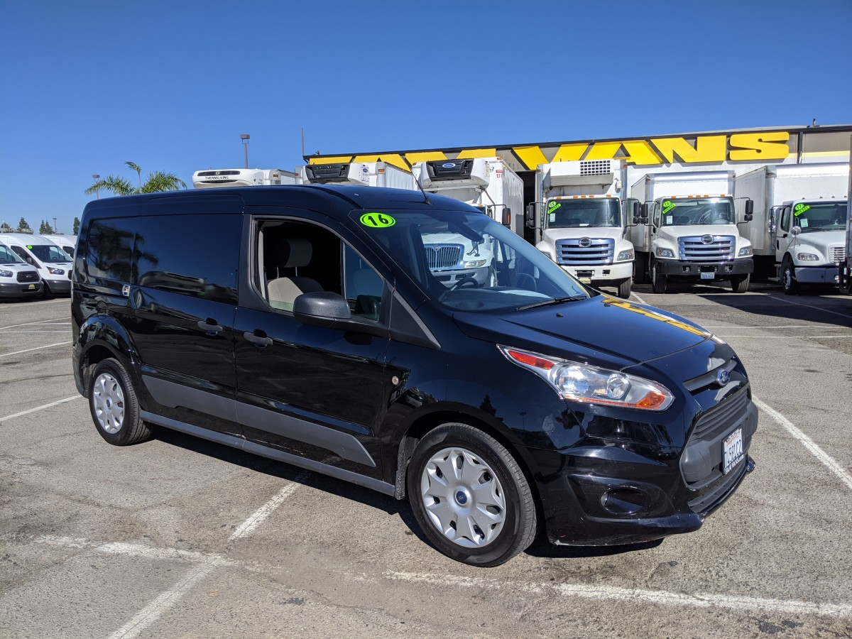Used 2016 Ford Transit Connect Extended Cargo Mini Van XLT in Fountain Valley, CA