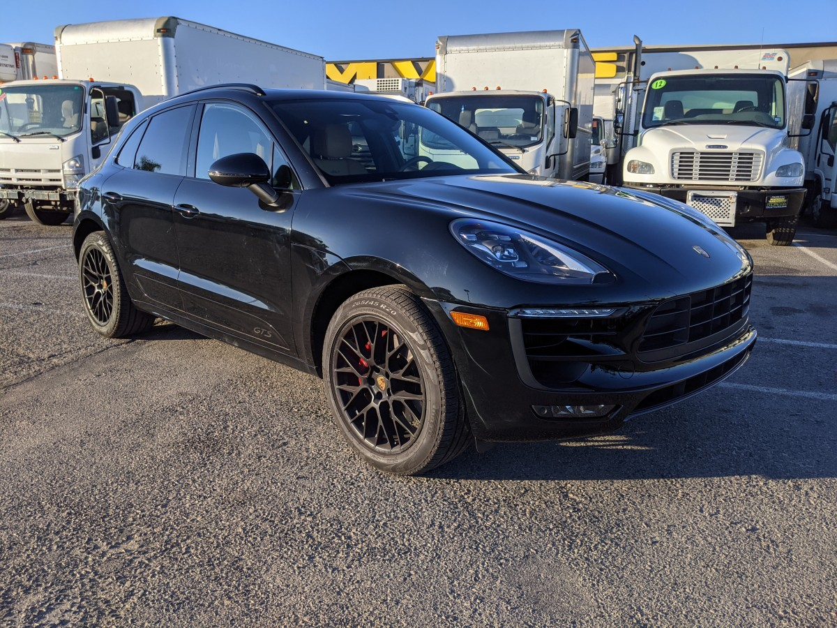 Used 2018 Porsche Macan GTS in Fountain Valley, CA