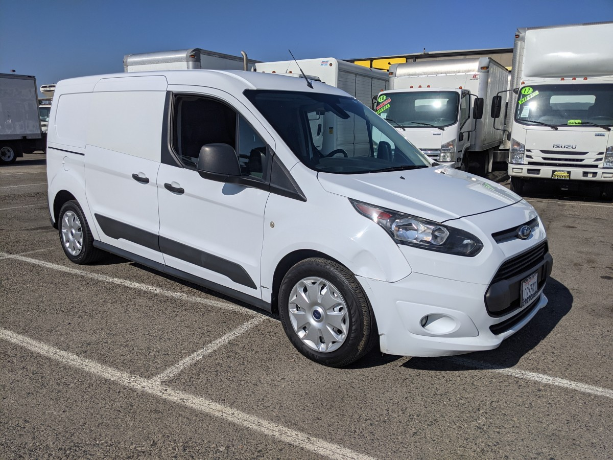 Used 2015 Ford Transit Connect Cargo Mini Van XLT in Fountain Valley, CA