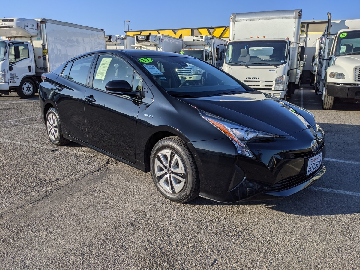 Used 2017 Toyota Prius Two Hatchback in Fountain Valley, CA