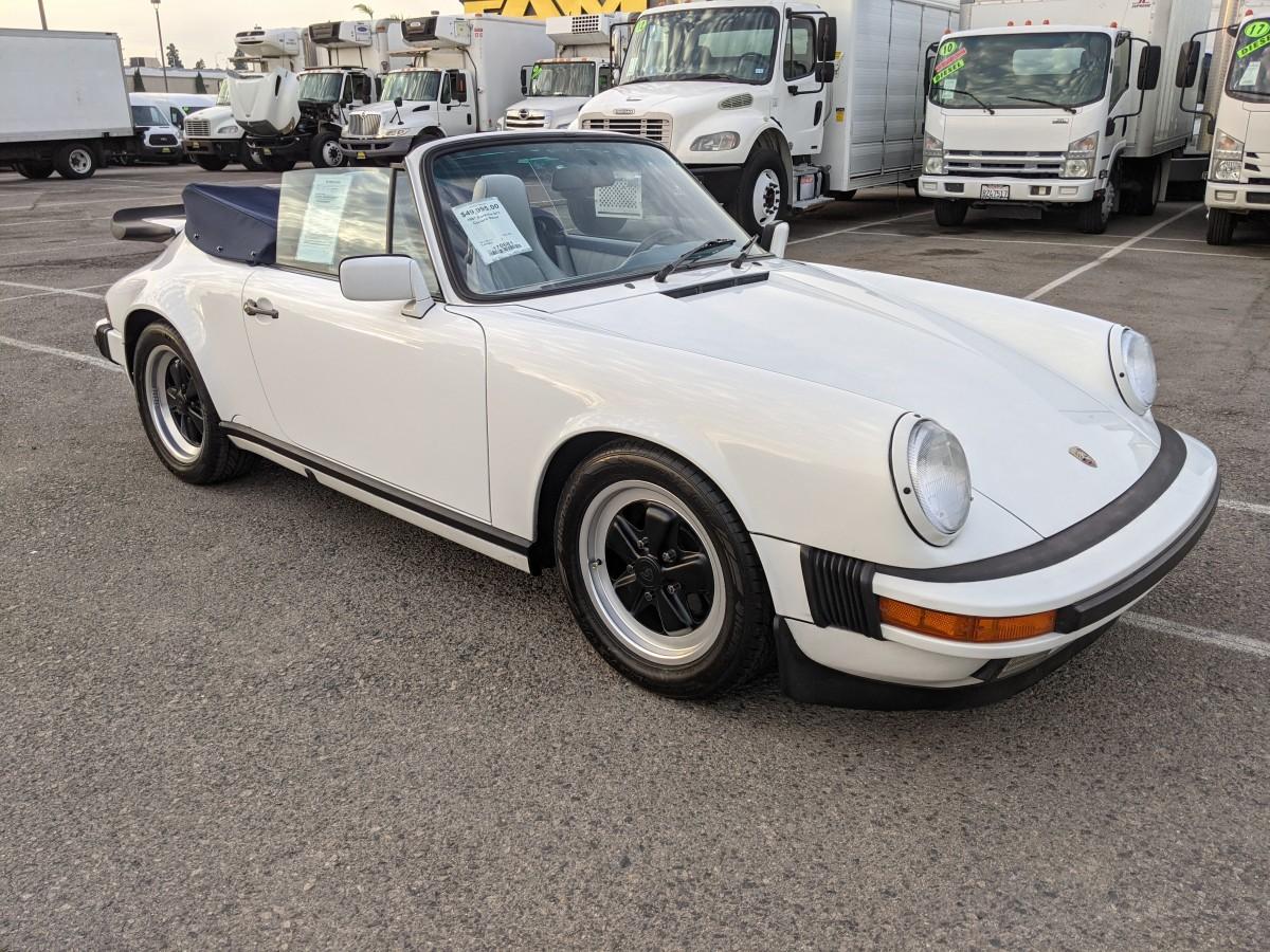 Used 1987 Porsche 911 Carrera Sport in Fountain Valley, CA