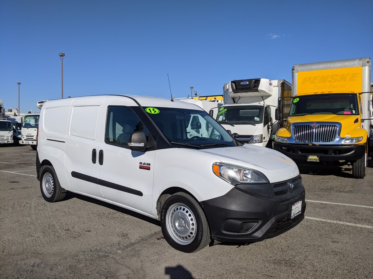 Used 2015 Ram ProMaster City Cargo Mini Van in Fountain Valley, CA