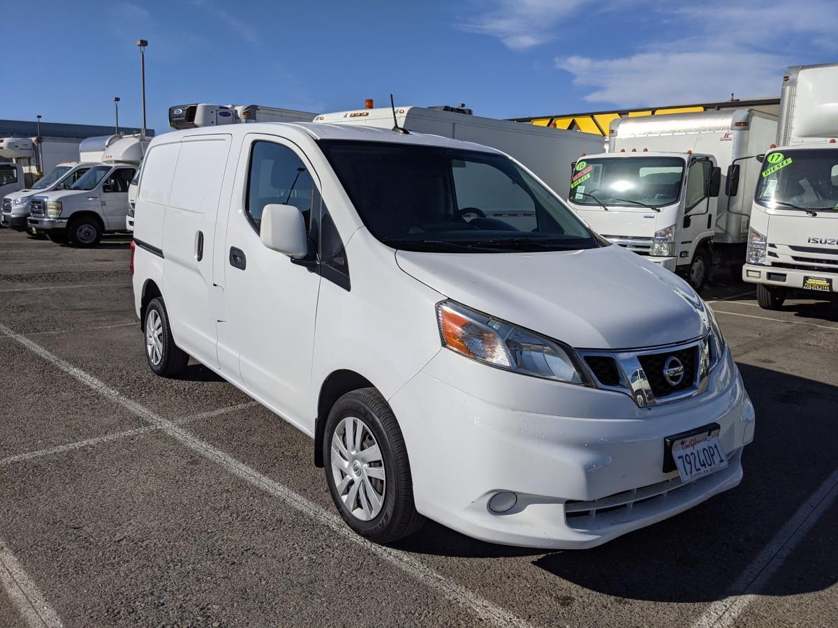 Used 2015 Nissan NV200 SV Cargo Mini Van in Fountain Valley, CA