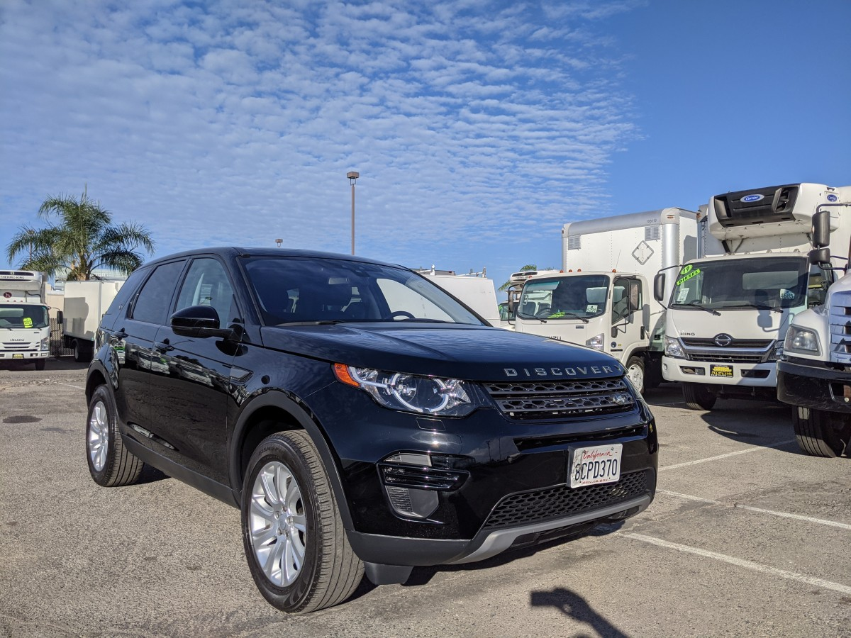Used 2018 Land Rover Discovery Sport SE SUV in Fountain Valley, CA