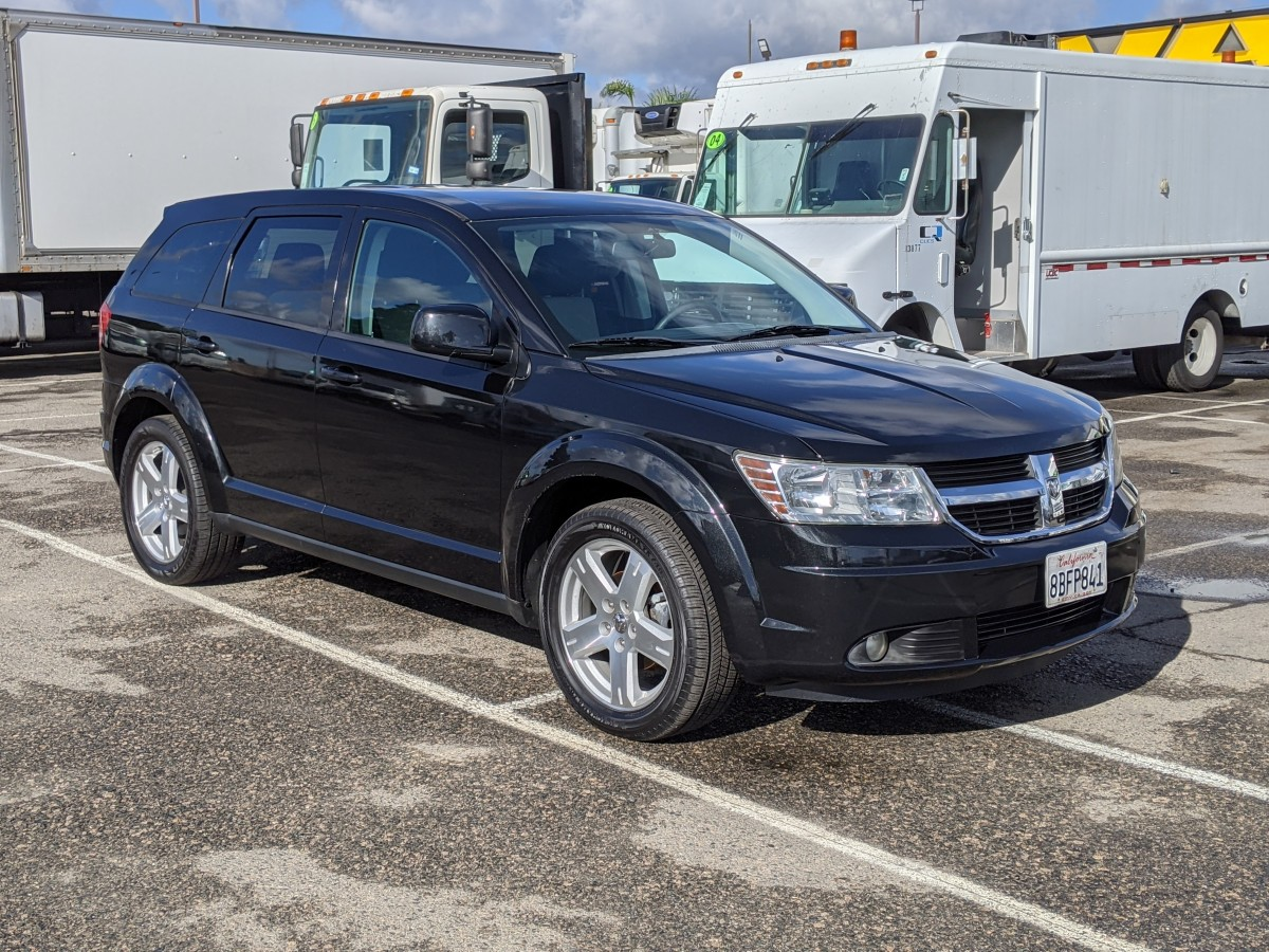 Used 2009 Dodge Journey SXT in Fountain Valley, CA