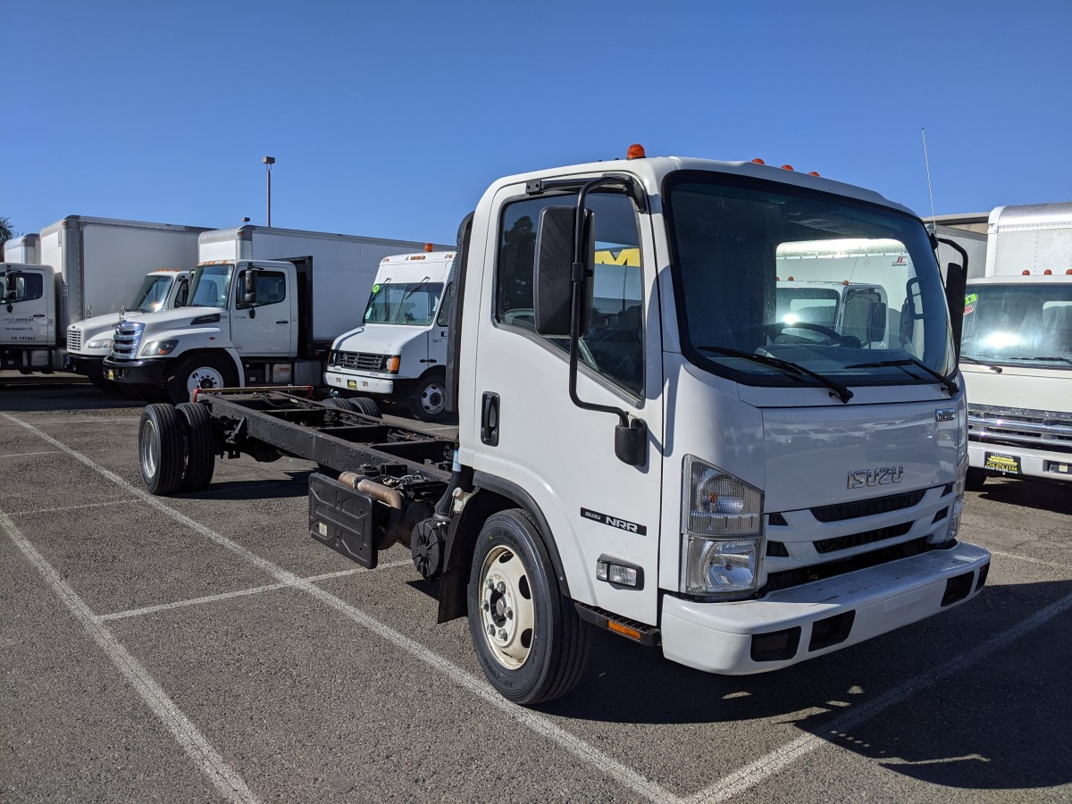 Used 2019 Isuzu NRR Cab Chassis DIESEL in Fountain Valley, CA