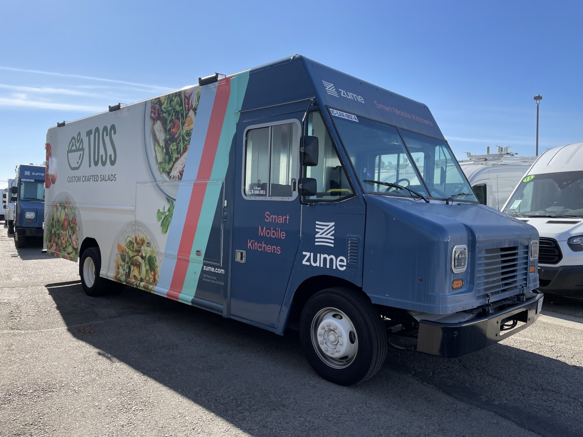 Used 2018 Ford F59 20FT Step Van Catering Truck Ready in Fountain Valley, CA