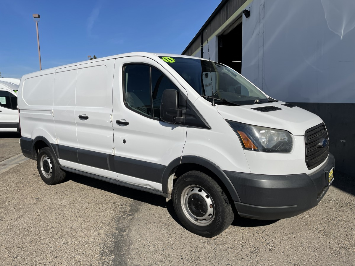 Used 2015 Ford Transit-150 Low Roof Cargo Van in Fountain Valley, CA