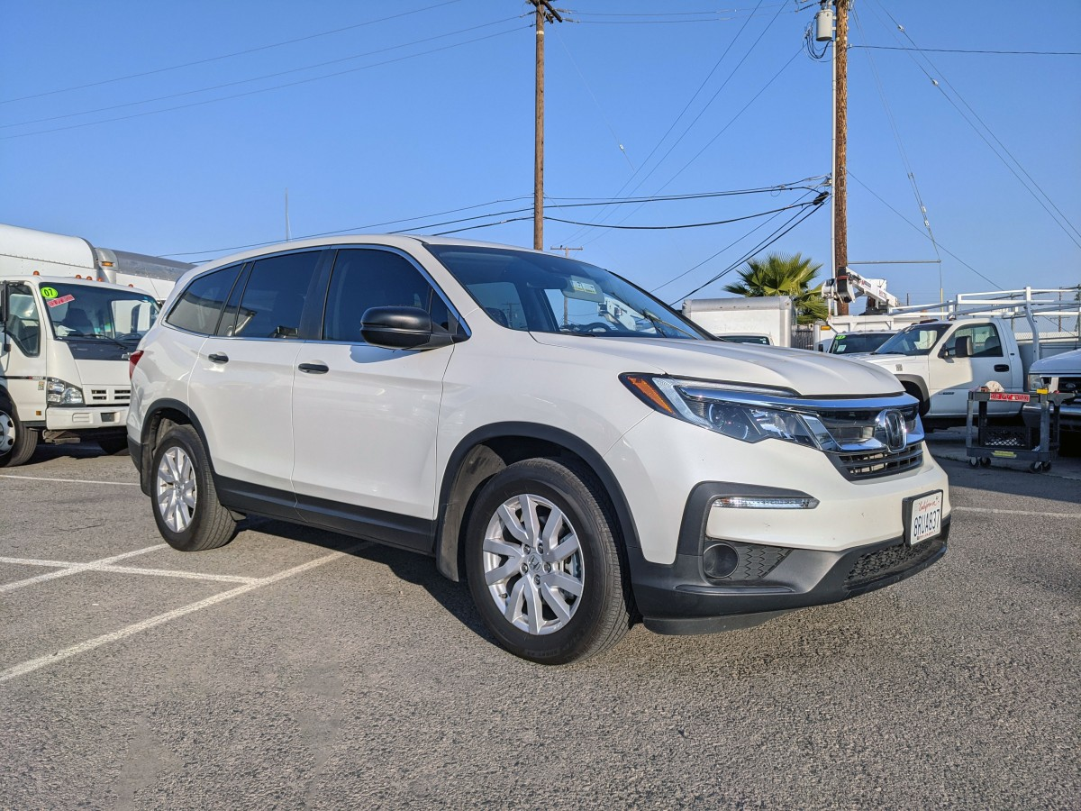 Used 2019 Honda Pilot LX SUV AWD in Fountain Valley, CA