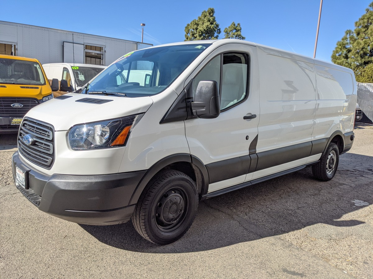 Used 2019 Ford Transit-150 Long Low Roof Cargo Van in Fountain Valley, CA