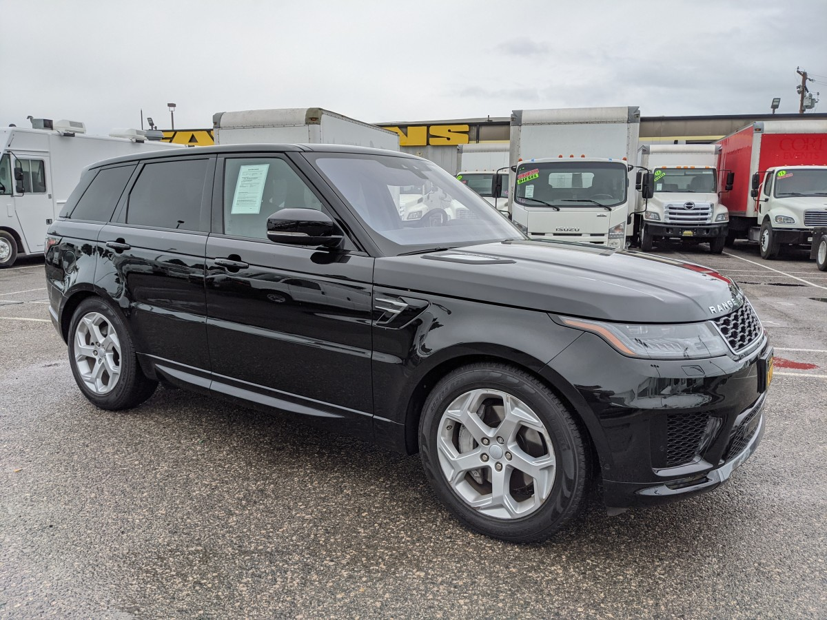 Used 2019 Land Rover Range Rover Sport HSE in Fountain Valley, CA