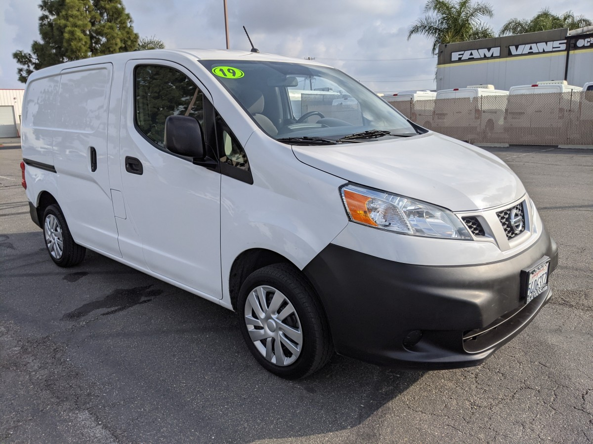 Used 2019 Nissan NV200 Cargo Mini Van DING AND DENT in Fountain Valley, CA