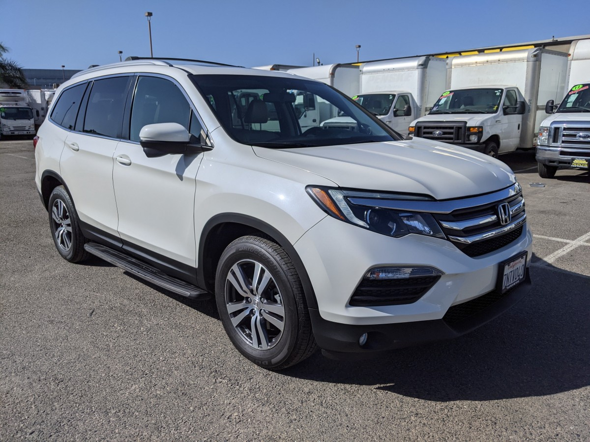 Used 2016 Honda Pilot EX-L SUV in Fountain Valley, CA