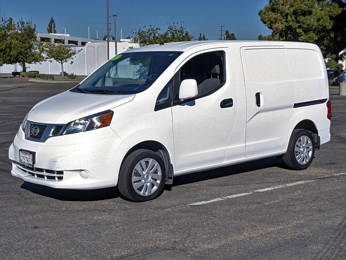 Used 2017 Nissan NV200 SV Cargo Mini Van in Fountain Valley, CA
