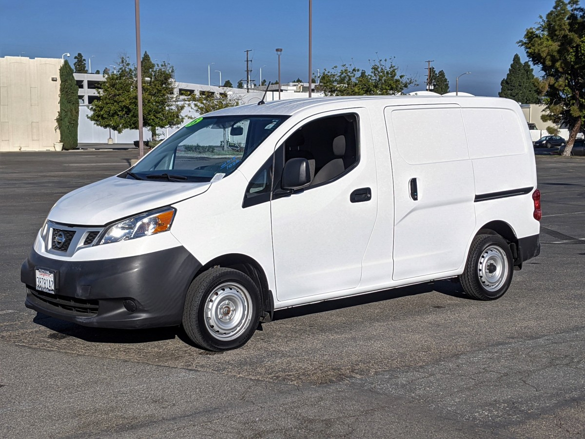 Used 2015 Nissan NV200 Cargo Mini Van in Fountain Valley, CA