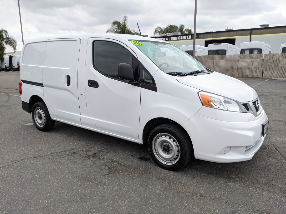 Used 2020 Nissan NV200 Cargo Mini Van DING AND DENT in Fountain Valley, CA