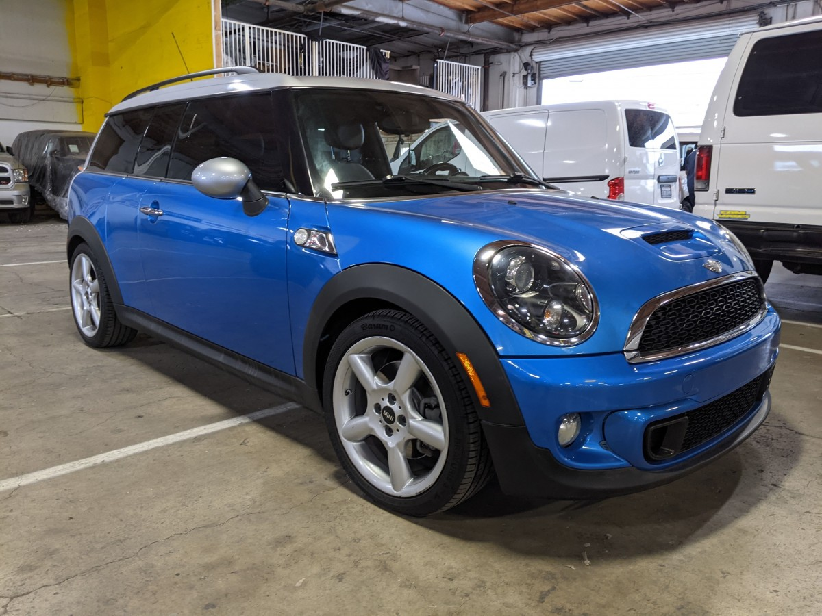 Used 2012 Mini Clubman Cooper S in Fountain Valley, CA