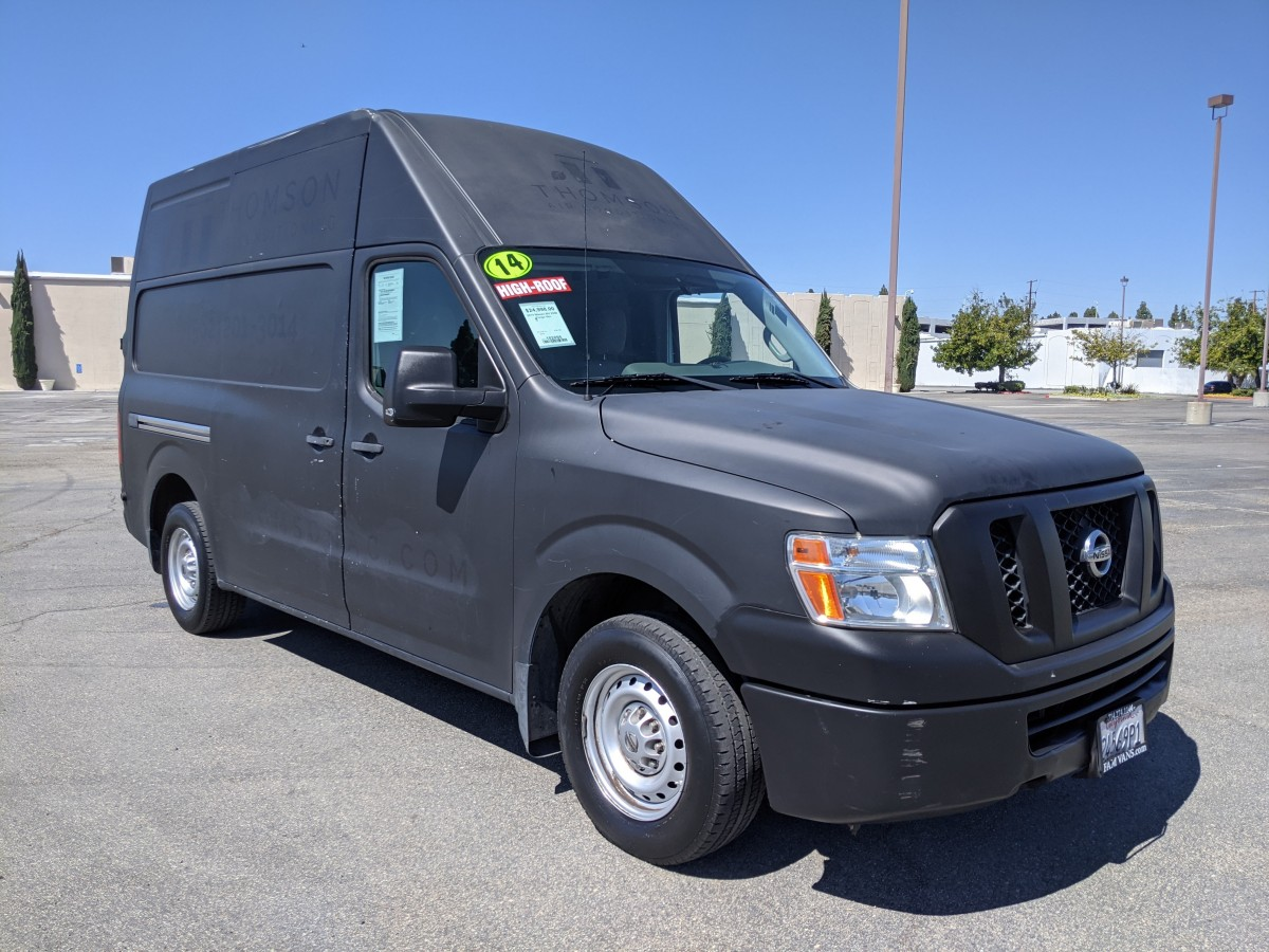 Used 2014 Nissan NV2500 High Roof Cargo Van in Fountain Valley, CA