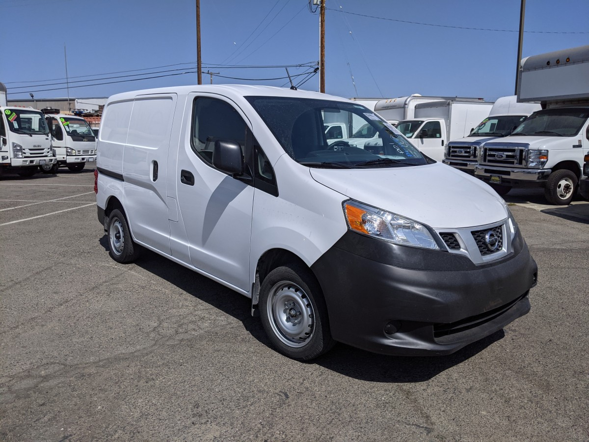 Used 2017 Nissan NV200 Cargo Mini Van in Fountain Valley, CA