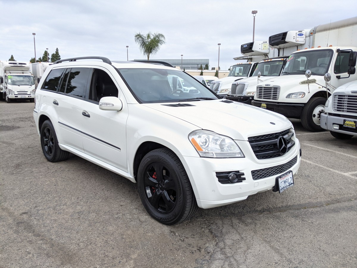 Used 2008 Mercedes-Benz GL450 SUV AWD 4WD in Fountain Valley, CA